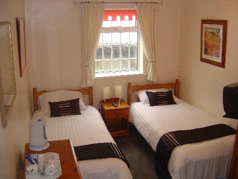Single, Double, Twin and Family rooms available in our b&b accommodation near nec